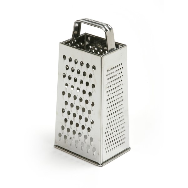 """NORPRO, INC. 339 4-SIDED GRATER 8.5"""" S/S SATIN"""