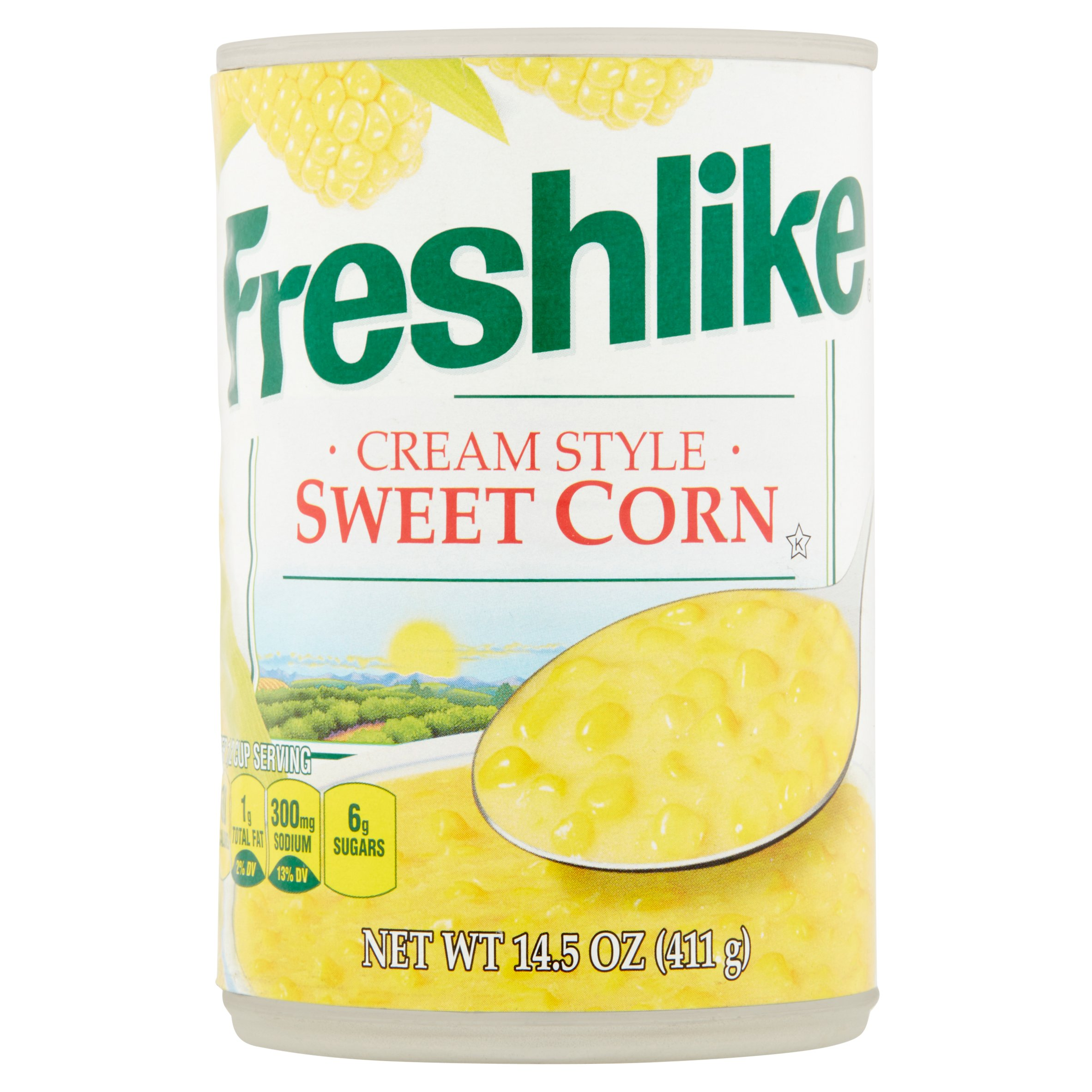 Freshlike Cream Style Sweet Corn, 14.5 oz