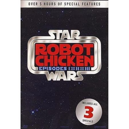 Robot Chicken Star Wars: Episodes 1-3 - Robot Chicken Halloween Episodes