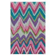 "The Rug Market Chevron Girl 2.8"" x 4.8"" Area Rug"