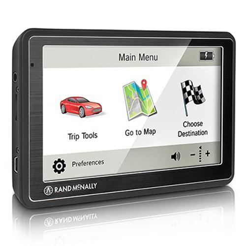 Rand McNally Road Explorer 5 Road Explorer 5 Advanced Car GPS