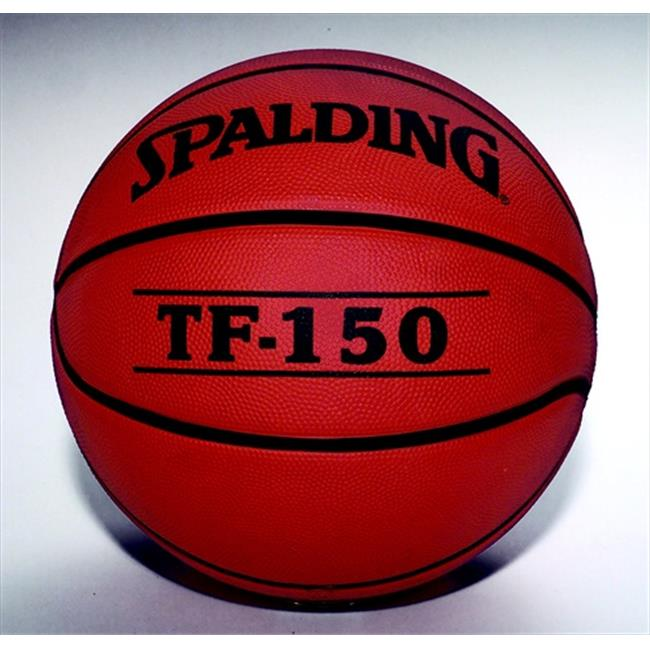 Spalding 022360 Mens 29.5 In. Rubber Basketball