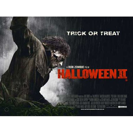 Halloween 2 POSTER Movie K Mini Promo