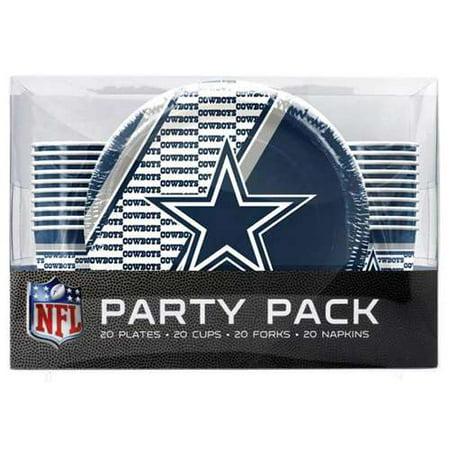 Dallas Cowboys Party Pack - Dallas Tx Halloween Party