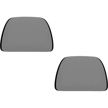 2 Piece Universal Fit (U.A.A. INC. Gray 2 Piece Soft Polyester Universal Fit Head Rest Cover Car Truck Suv Van)