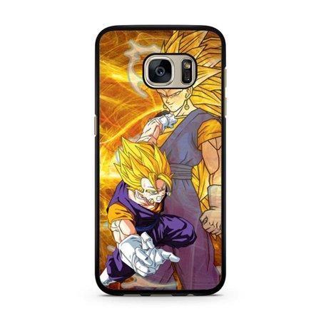 Dragon Ball Z Vegeta Galaxy S7 Edge Case