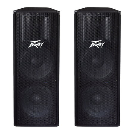 Peavey PV215 2-Way 2800 Watt Dual 15