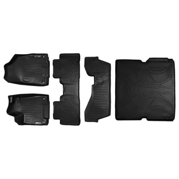 Maxliner 2014-2020 Acura MDX With 2nd Row Bench Seat Floor