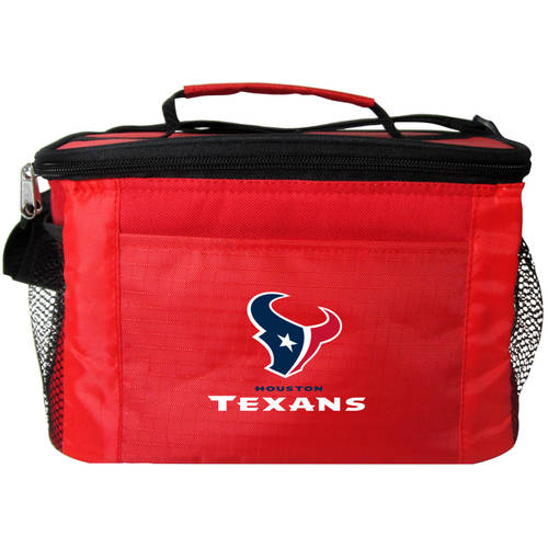 Houston Texans 6-Pack Cooler Bag