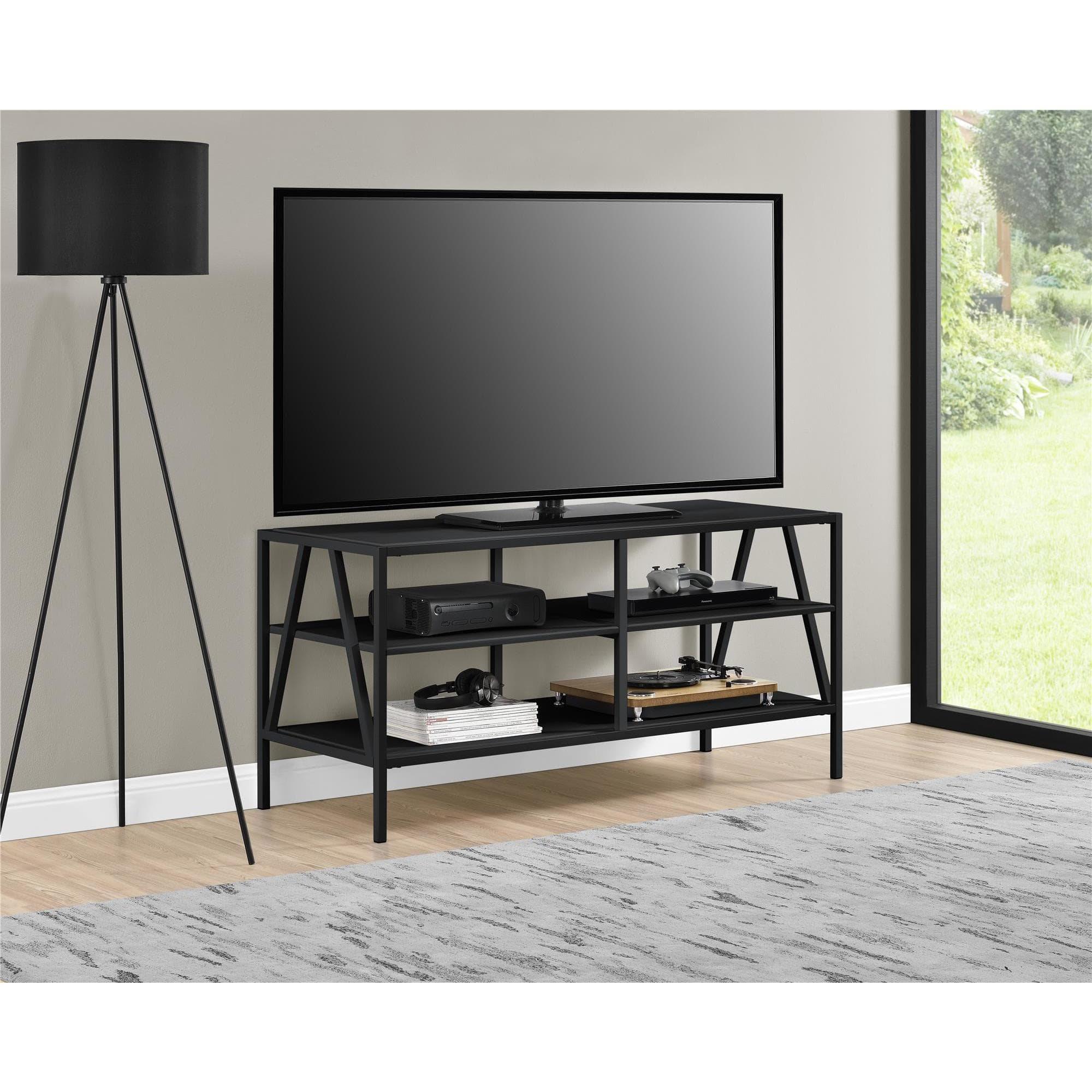 "Novogratz Avondale TV Stand for TVs up to 50"" Wide, Multiple Colors"