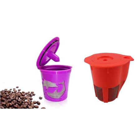 Reusable Coffee Filter Single Serve K Cup And Multi Serve