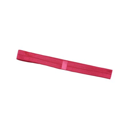Girls Fuchsia Double Banded Narrow Stretch - Double Headed Girls