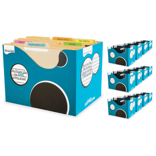 Boxa Hopper Plus File Sorter (12 Pack)