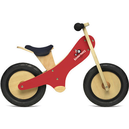 Kinderfeets Chalkboard Balance Bike, Multiple Colors