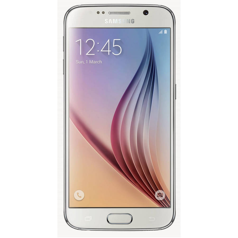 AT&T Samsung Galaxy S6 G920A 64GB Smartphone (Unlocked), White