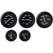SIERRA Amega Domed 3 Speedometer 57899PH