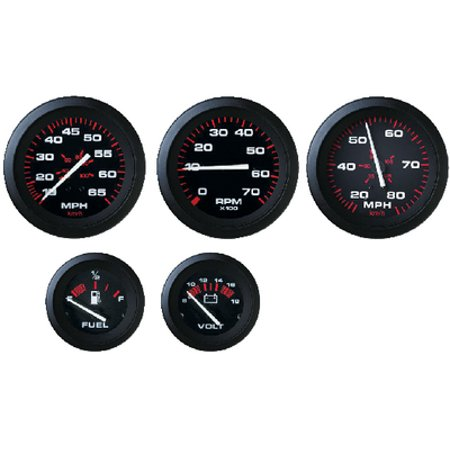 SIERRA Amega Domed 3 Speedometer 57899PH (Boat Speedometer)