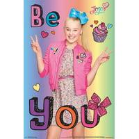 1a3b1581d37b02 Product Image JoJo Siwa Poster - Be You