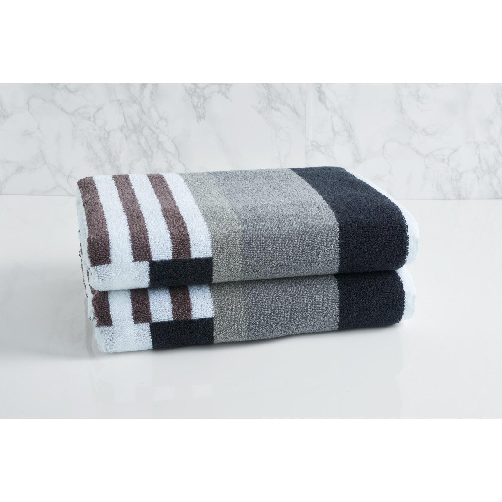 LOFT by Loftex Trestle Cotton Bath Towel by Loftex Home LLC