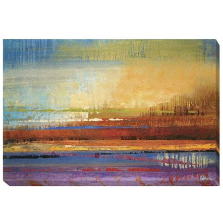 Horizons II by Selina Rodriguez Premium Gallery-Wrapped Canvas Giclee Art - Ready to Hang, 24 x 36 x 1.5 in. - image 1 de 1