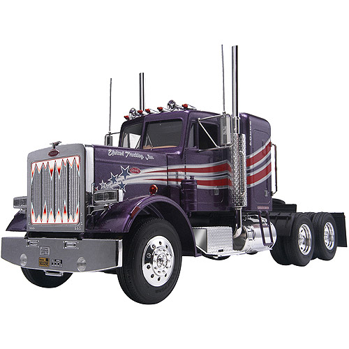 Revell Peterbilt 359 Contentional Tractor Plastic Model Kit, 1:25 by Revell