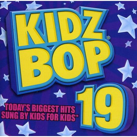 Kidz Bop, Vol. 19 (CD)