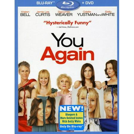 You Again (Blu-ray + DVD) - Halloween Walks North West