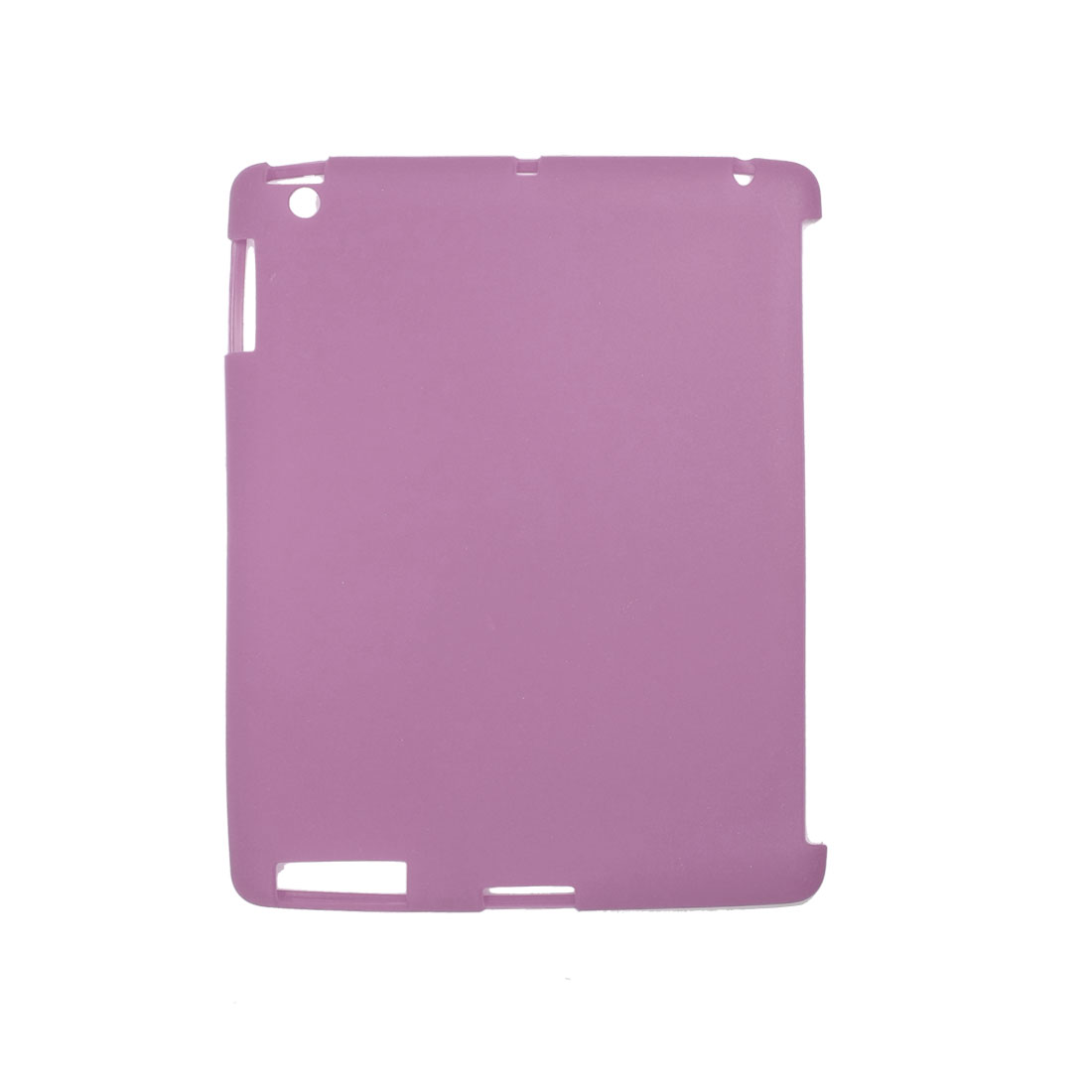Soft Plastic Dark Pink Protecting Case for Apple iPad 2G 3G - image 1 of 1