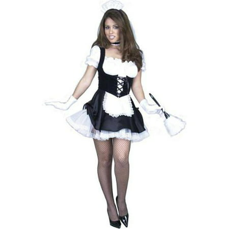 Adult Deluxe Fi Fi The French Maid Costume Charades 1751 - French Foreign Legion Costume