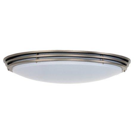 Nexus Flush - Sea Gull Lighting 59152BLE Nexus 2 Light Energy Star Flush Mount Ceiling Fixture