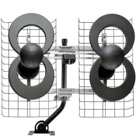 Antennas Direct Clearstream 4 Extreme Range Indoor/outdoor Dtv Antenna - Upto 65 Mile Range - Uhf - 470 Mhz To 700 Mhz - 12.3 Dbi - Television, Outdoor - Mhz Cellular Antenna