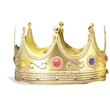 King And Queen Crowns Gold Onlyadult Walmartcom