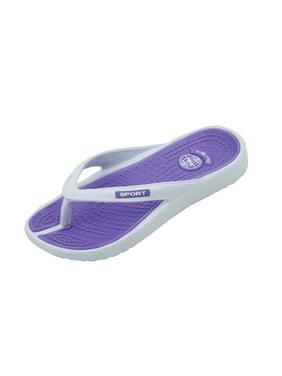 StarBay Boys Girls Children's Casual Slipper Comfortable Shower Beach Shoe Slip on Flip Flop Thong Sandals