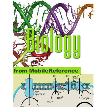 Biology Study Guide: Prokaryotes, Archaea, Eukaryotes, Viruses, Reproduction, Mendelian Genetics, Molecular Biology, Cell Signaling, Human Anatomy, Chemical Review (Mobi Study Guides) - (Molecular Biology Of The Cell Reference Edition)