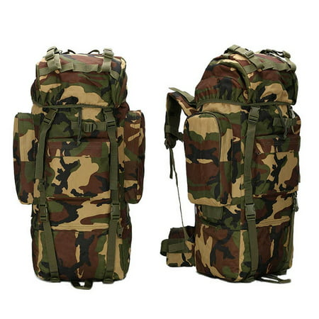 Tactical Scorpion Gear Military 65L Waterproof Backpack Muliple Colors