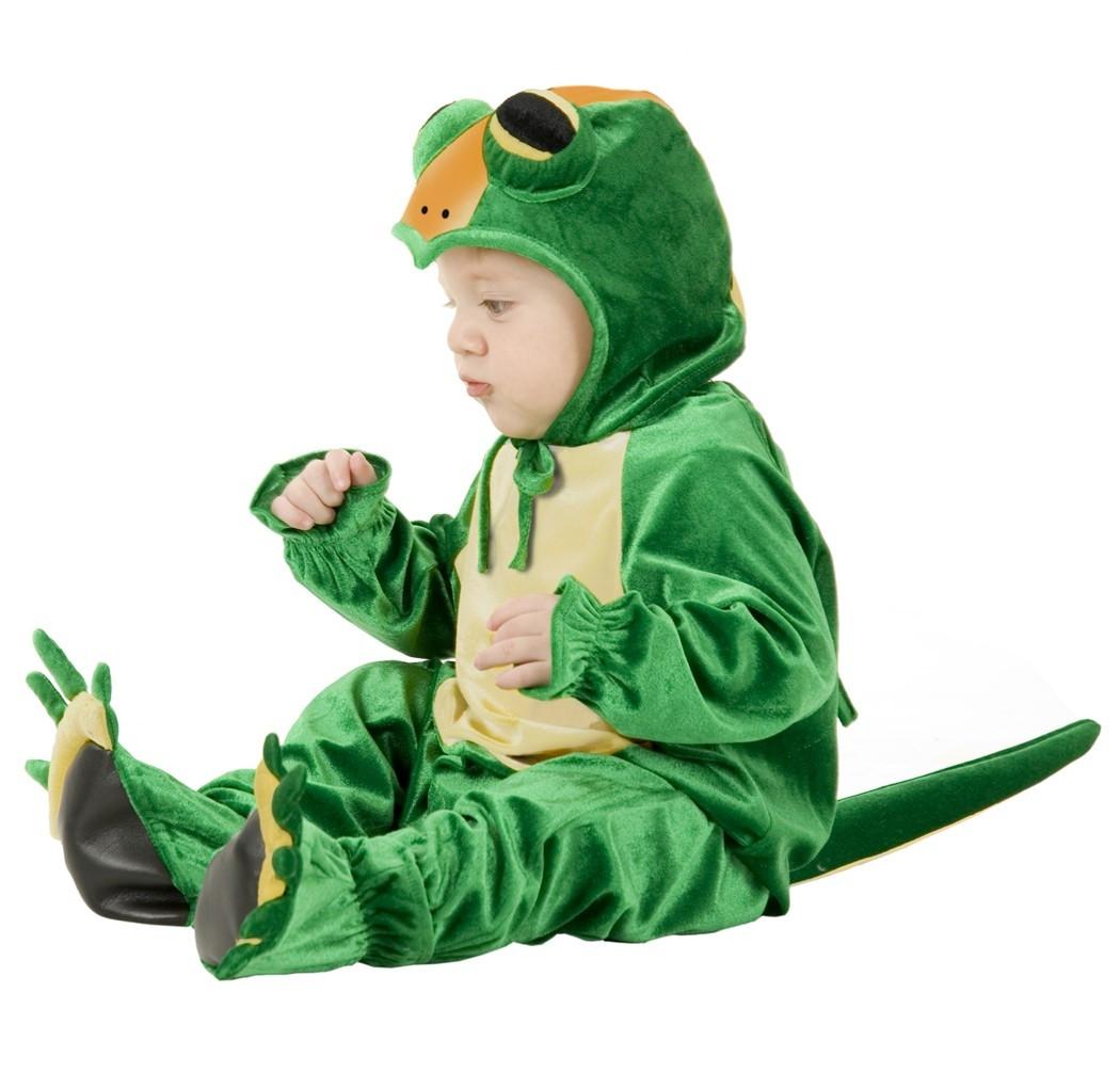 Infant Little Gecko Costume