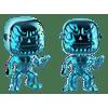 Funko POP Marvel: Infinity War - Thanos - Blue Chrome - Walmart Exclusive