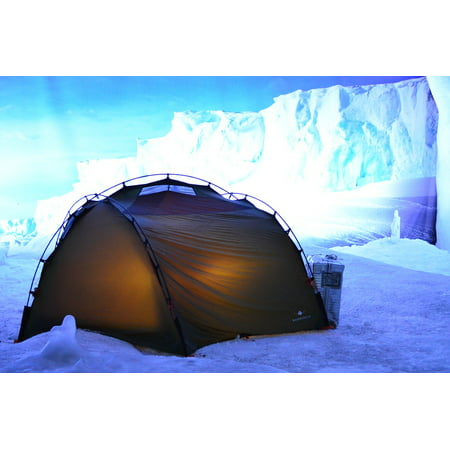 - Canvas Print Cold Tent Icy Frosty Winter Arctic Climatehouse Stretched Canvas 10 x 14