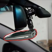AccessoryBasics Universal Car Rear view Mirror Radar Detector Mount for Uniden R3 R1 Radenso SP Pro Valentine One Whistler CR 65 70 75 80 85 90 XTR 130 RX Meter Cobra XRS ESR SPX ESD Radar Detector