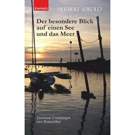 Der besondere Blick auf einen See und das Meer - eBook (Besonderes Geschenk-karten)
