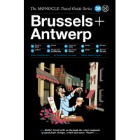 The Monocle Travel Guide to Brussels + Antwerp (Hardcover)