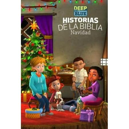 Deep Blue Historias De La Biblia Navidad  Deep Blue Bible Storybook Christmas