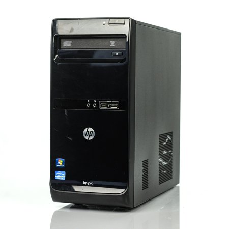 Refurbished HP Pro 3500 MT i3-3220 3 30GHz 4GB 500GB Win 10 Pro 1 Yr Wty