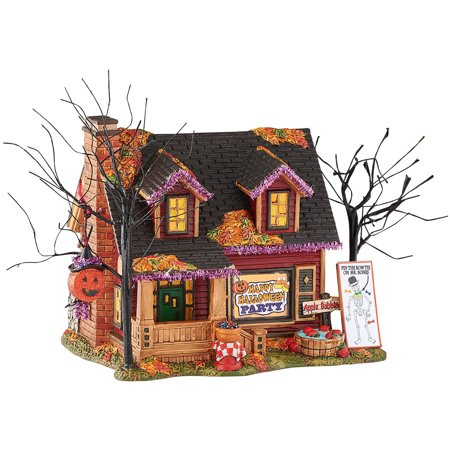 Dept 56 Halloween Village 4051008 Halloween Party House](18 Year Old Halloween Party)