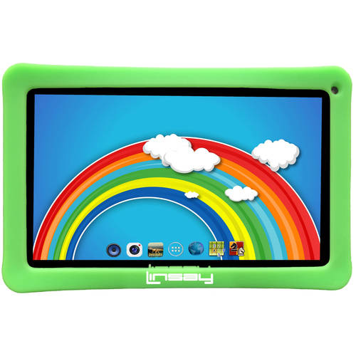BUY Linsay Kid's Tablet with WiFi 10.1″ Touchscreen Tablet PC Featuring Android 4.4 (KitKat) Operating System OFFER