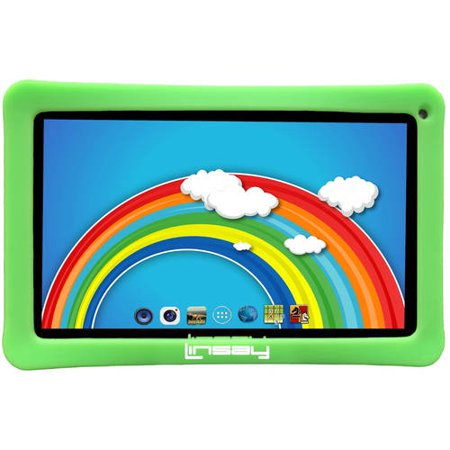 Special Offer Linsay Kid's Tablet with WiFi 10.1″ Touchscreen Tablet PC Featuring Android 4.4 (KitKat) Operating System Before Too Late
