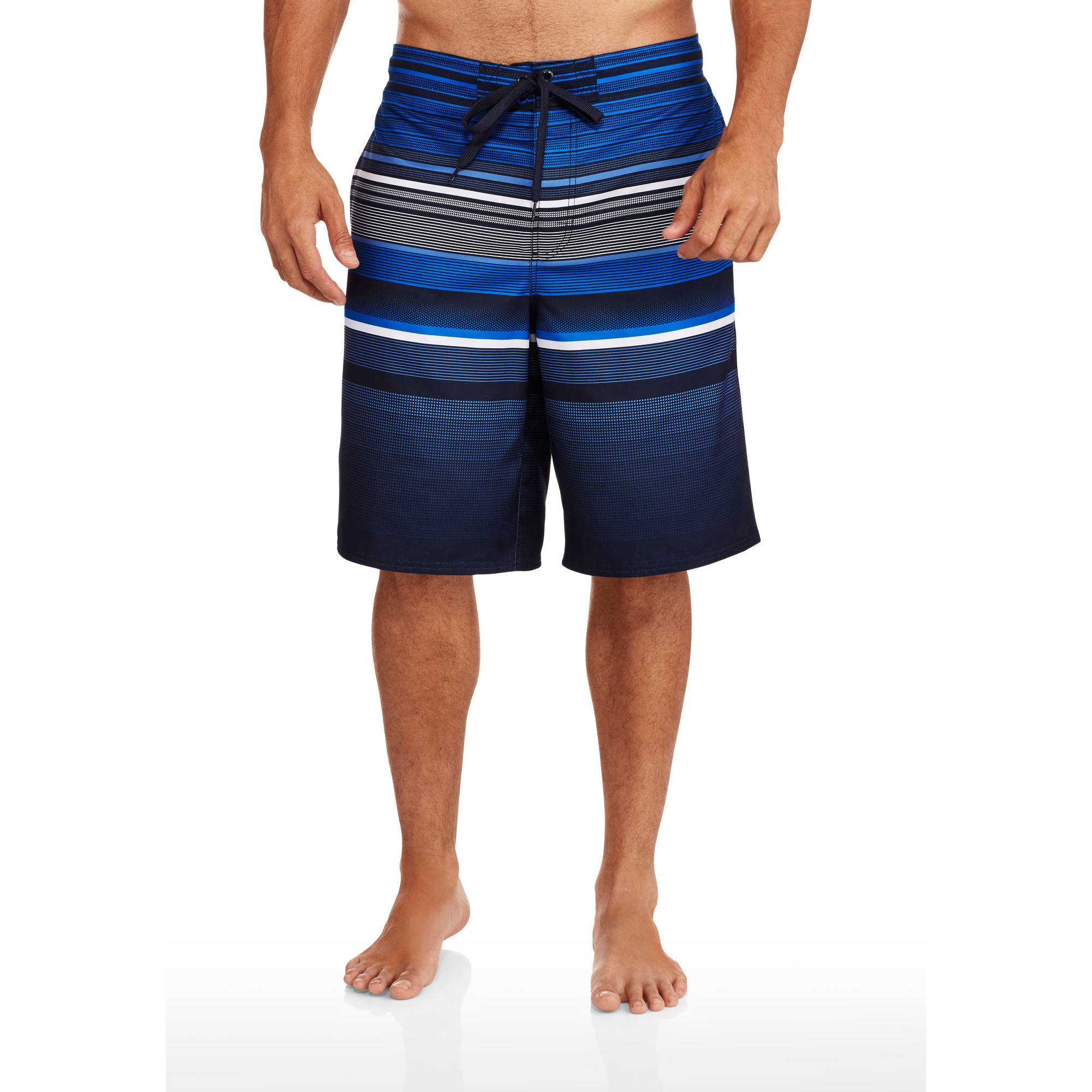 Op Big Men's Stripe E-Board Shorts