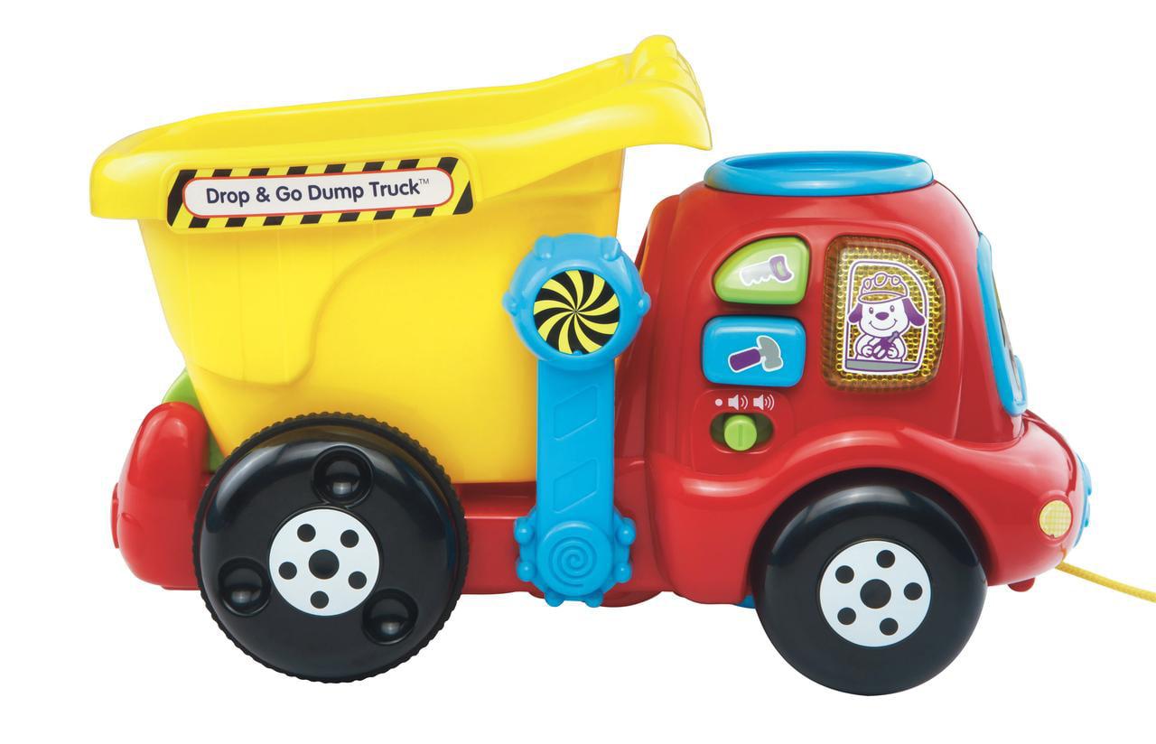 Drop & Go Dump Truck by VTech