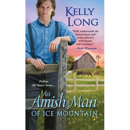 An Amish Man of Ice Mountain - eBook](Amish Man)