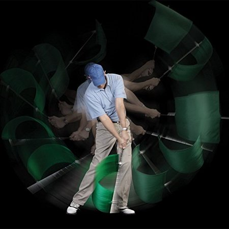 Zswinger Golf Club Swing Training Excersise Aid to Improve Distance, Accuracy and (Perfect Accuracy Club)